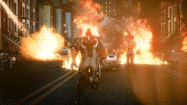 'Crackdown 3' will let you destroy everything you can see, which is absolutely worth it.