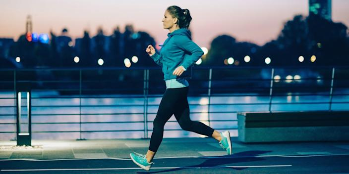 Running can improve your physical and mental health — and it has short-term and long-term benefits.