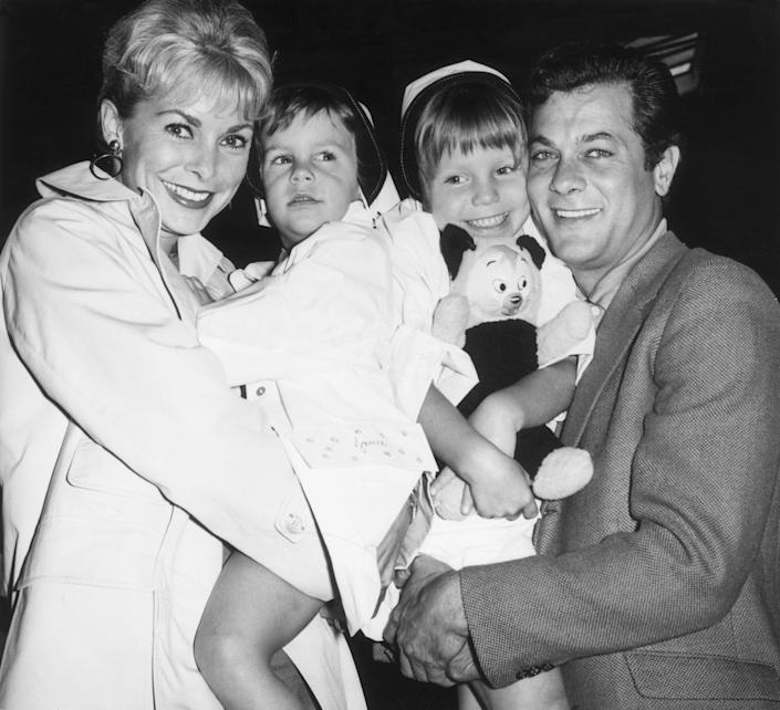 The Curtis Kids (Hulton Archive / Getty Images)