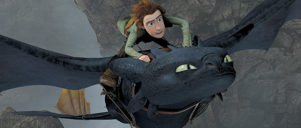"9. <a href=""http://movies.yahoo.com/movie/1809998233/info"">HOW TO TRAIN YOUR DRAGON</a>   Domestic Total Gross: $217,581,231    DreamWorks' high-flying, fire-breathing 3D adventure comedy was the studio's biggest-ever non-'Shrek' animated hit, garnering both critical praise and spawning a new franchise -- a sequel is already in the works."