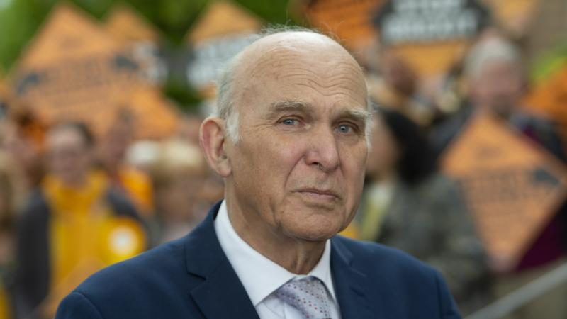 Contest begins to replace Cable as Lib Dem leader