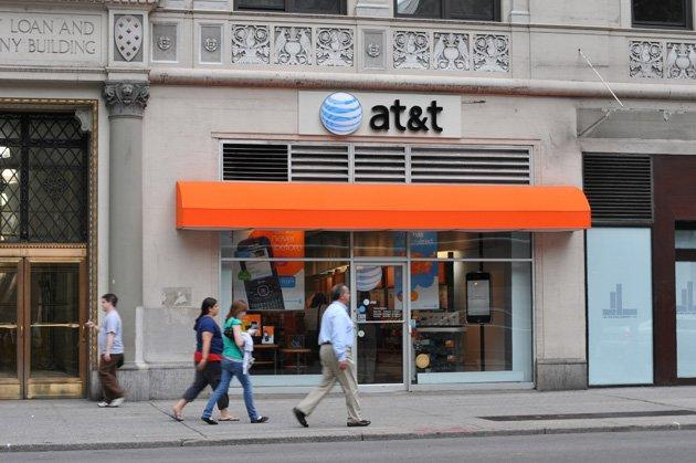 Internet of Things Stocks: AT&T (T)