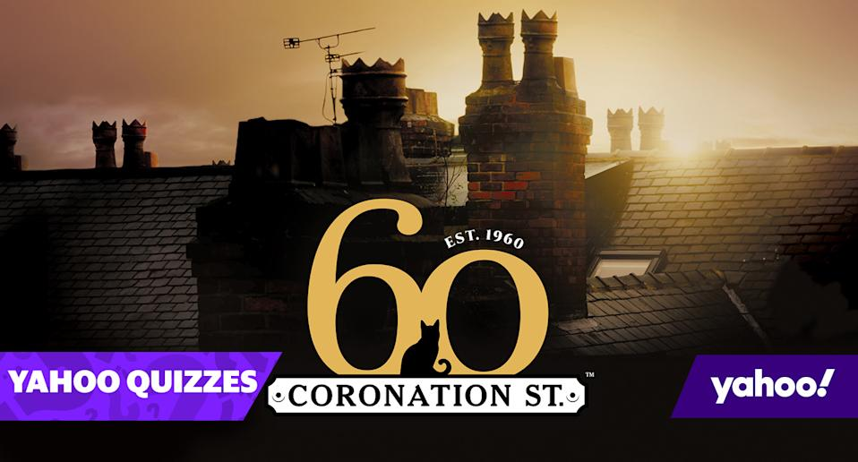 How well do you know the biggest plots on the cobbles? (ITV)