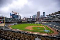 MLB: Boston Red Sox at Minnesota Twins