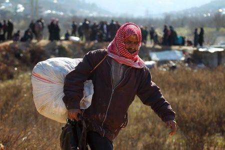 Syrian refugee numbers in the region surpasses 5 million