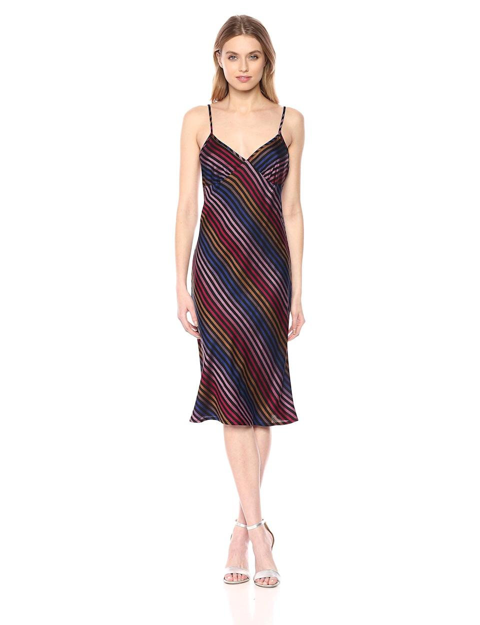 """<br><br><strong>Only Hearts</strong> Riley Slip Dress, $, available at <a href=""""https://amzn.to/3vmU3R5"""" rel=""""nofollow noopener"""" target=""""_blank"""" data-ylk=""""slk:Amazon"""" class=""""link rapid-noclick-resp"""">Amazon</a>"""