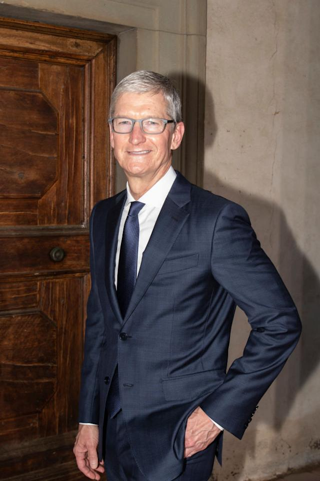 <p>Estimated worth: $625 million<br />November 1, 1960 (age 57)<br />Occupation: CEO of Apple<br />On October 30, 2014, Cook came out as gay stating, 'I'm proud to be gay, and I consider being gay among the greatest gifts God has given me.' </p>