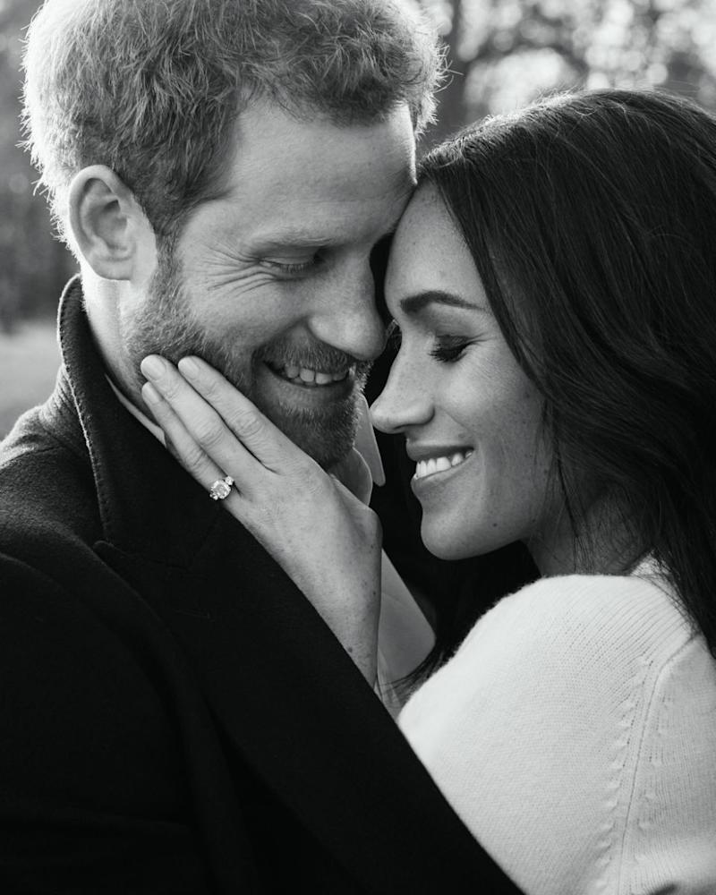 The film titled, Harry & Meghan: The Royal Love Story, is being described as