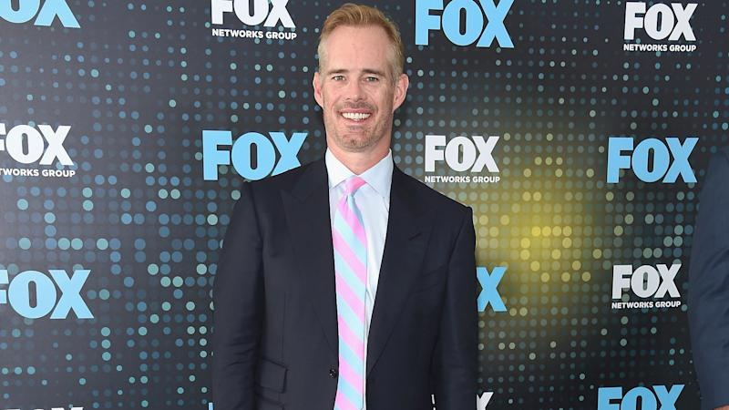 Joe Buck was moved by an on-air shoutout to his late father, Jack. (Gary Gershoff/WireImage)