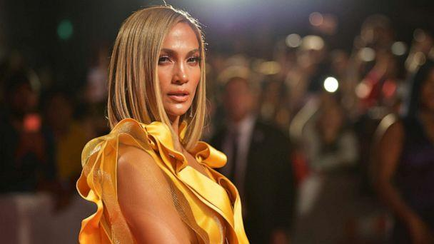 PHOTO: Jennifer Lopez attends the 'Hustlers' premiere during the 2019 Toronto International Film Festival at Roy Thomson Hall on Sept. 7, 2019 in Toronto. (Amy Sussman/SHJ2019/WireImage/Getty Images, FILE)