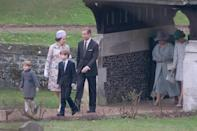<p>It's not known where the actor who is set to play Prince Charles was for the filming. Photo: Media Mode </p>