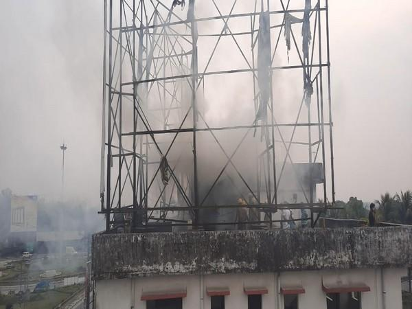 No casualty has been reported so far, the fire department said. (Photo: ANI)