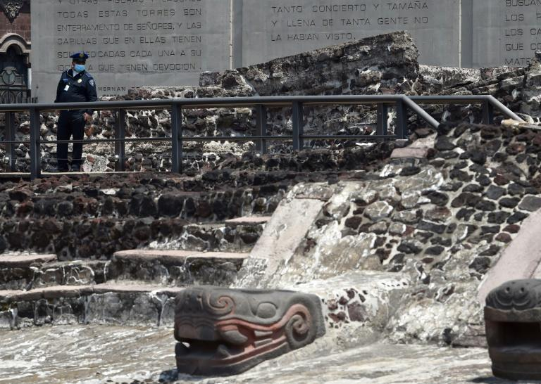 Templo Mayor was the most sacred temple in the Aztec capital