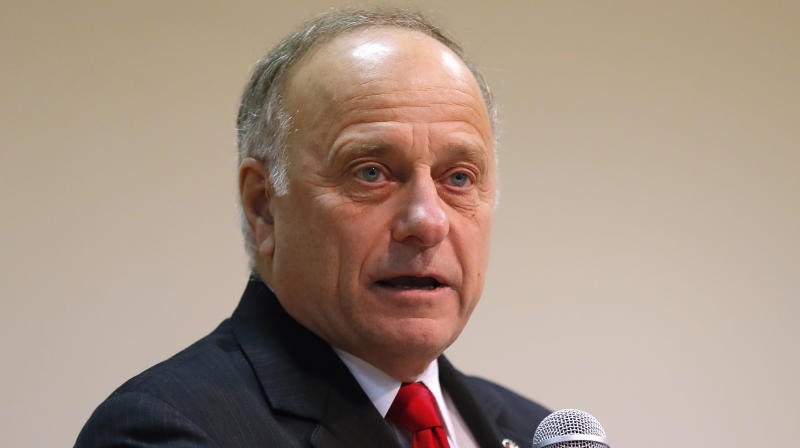 White Nationalist Rep. Steve King Is Getting Buried By GOP Challenger's Fundraising