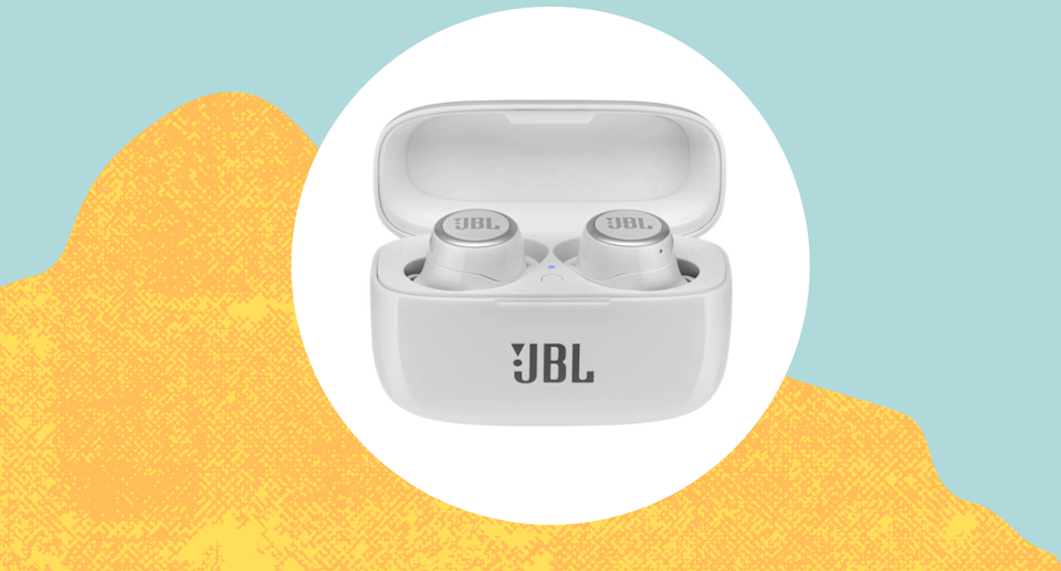 JBL Live 300TWS earbuds are $90 off this week at Best Buy Canada.
