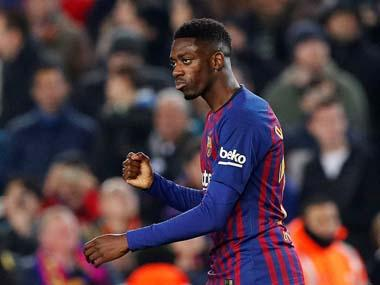 Bayern Munich might sign Barcelona winger Ousmane Dembele in bid to bolster squad