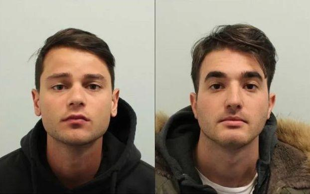 Ferdinando Orlando and Lorenzo Costanzo (Photo: Met Police )