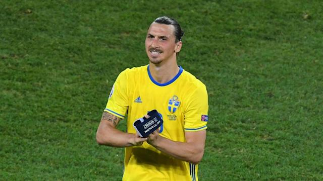 "The chances of Zlatan Ibrahimovic playing at the 2018 World Cup in Russia are ""sky high"", according to the 36-year-old striker."