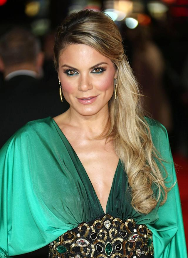 Charlotte Jackson Gambit - World Premiere held at The Empire, Leicester Square - Arrivals London, England - 07.11.12 Mandatory Credit: Lia Toby/WENN.com