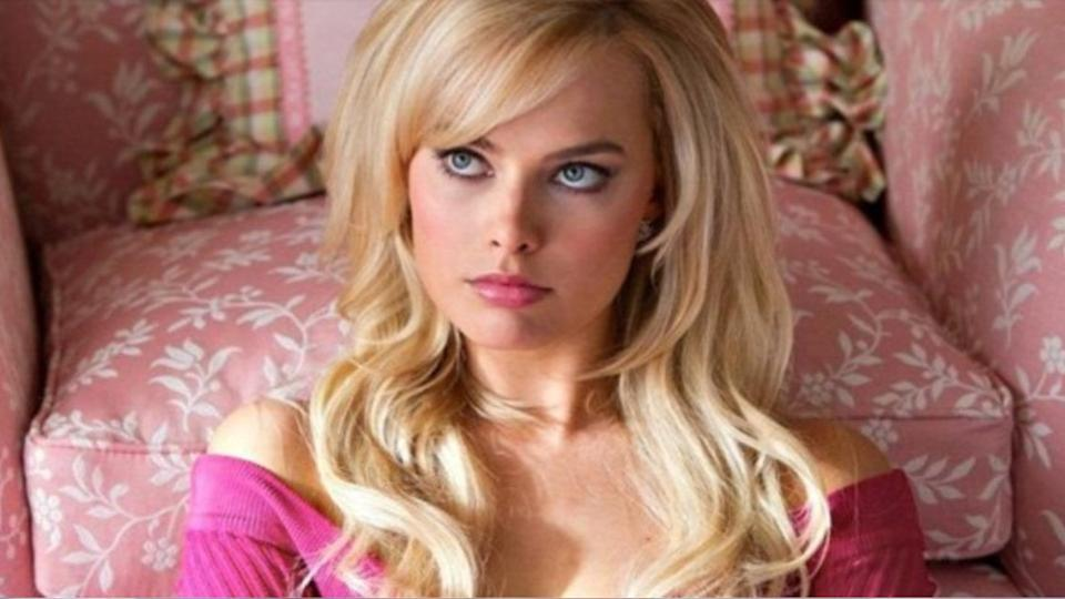 Margot Robbie in The Wolf Of Wall Street (Credit: Paramount)