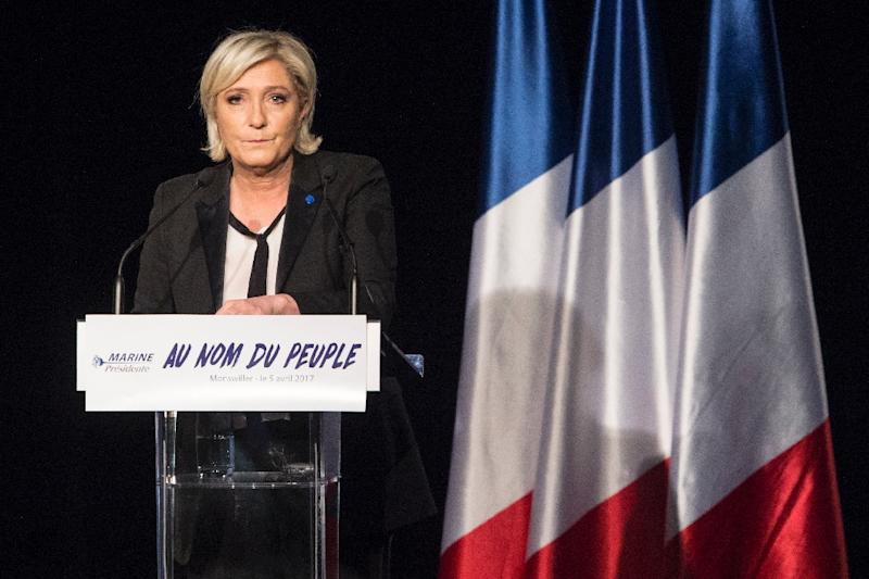 While pollsters say far-right leader Marine Le Pen cannot win the decisive May 7 runoff in the French presidential election, a great many pundits were wrong about Brexit and Donald Trump after failing to feel the populist pulse