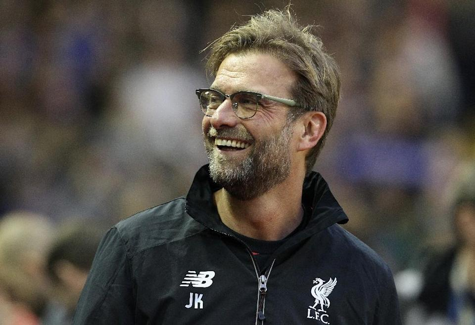 Liverpool manager Jurgen Klopp insists his squad won't take Premier League strugglers Sunderland for granted after ending high-flying Leicester's long unbeaten run (AFP Photo/Lindsey Parnaby)