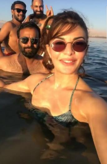 Photos: Jacqueline Fernandez is having a gala time in Israel