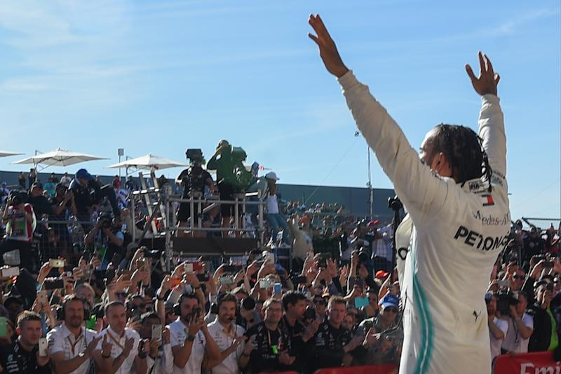 Lewis Hamilton. (Foto: Ken Murray/Icon Sportswire via Getty Images)