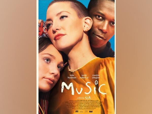 Poster of the movie 'Music' (Image source: Instagram)