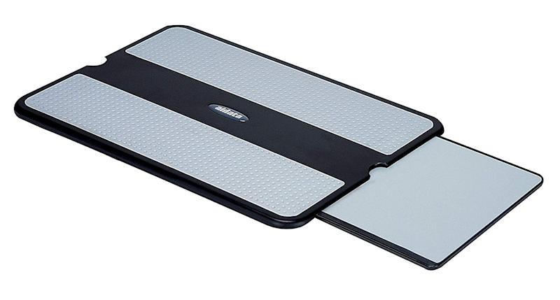 Take this lap desk on the go! (Photo: Amazon)