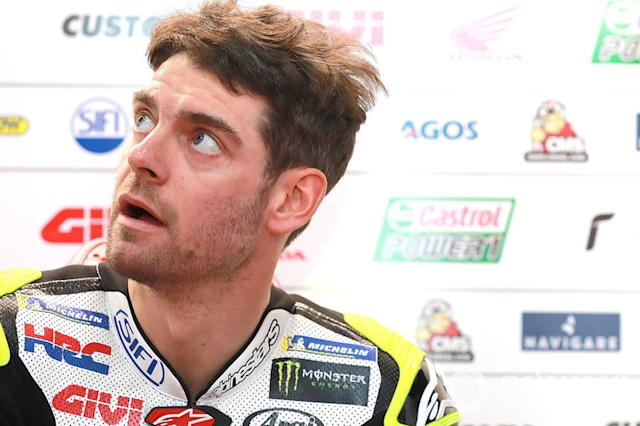 """Cal Crutchlow (2018) <span class=""""copyright"""">Gold and Goose / Motorsport Images</span>"""