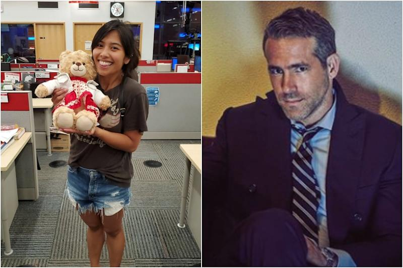 Ryan Reynolds Announces Search for Stolen Teddy Bear Carrying USD 5000 Reward is Complete