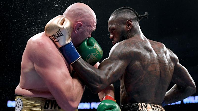 Fury knows WWE appearance could scupper Wilder rematch