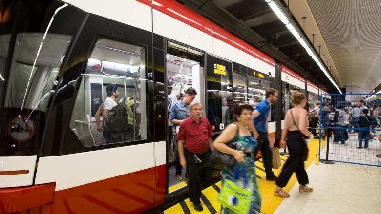 Bombardier to miss 2017 streetcar target