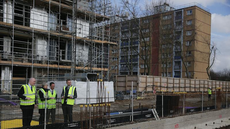 Barratt speeds up house building in 'strong' results