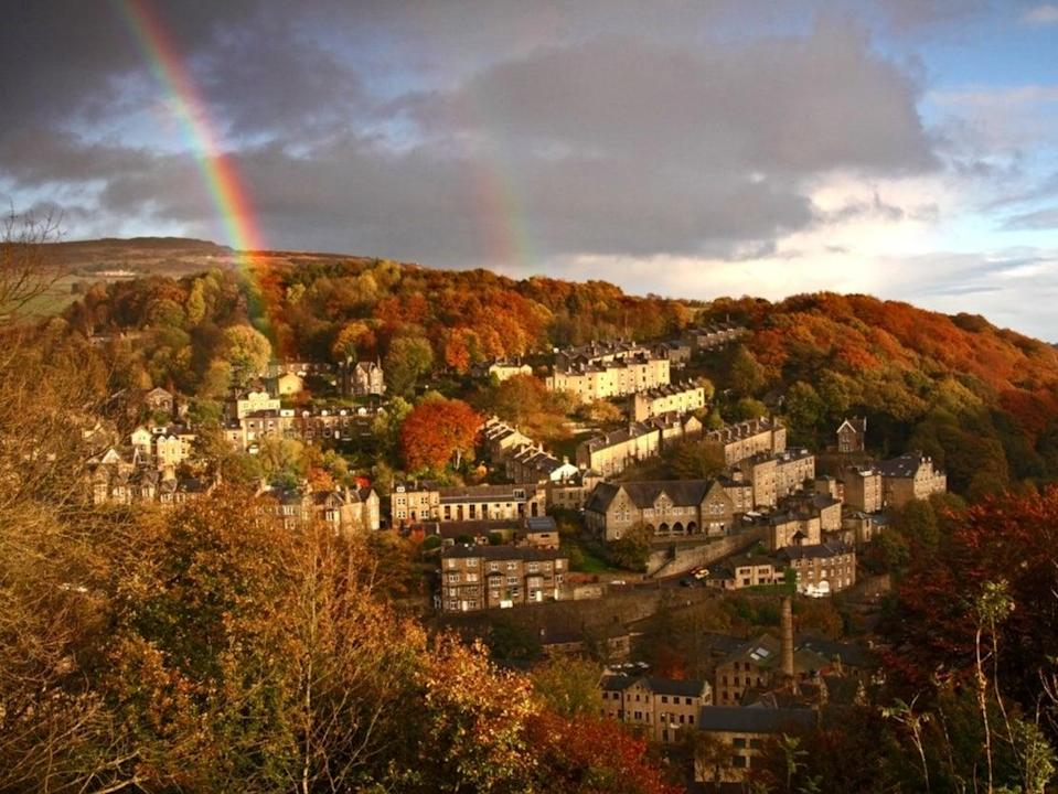 <p>Hebden Bridge was a weird and wonderful place to grow up</p> (Getty/iStock)