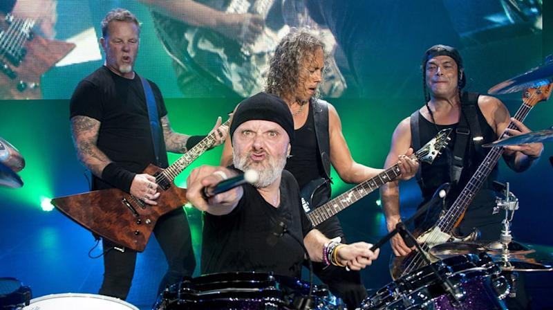 Metallica Set 'Blackened Friday' Event for 'Hardwired' Release