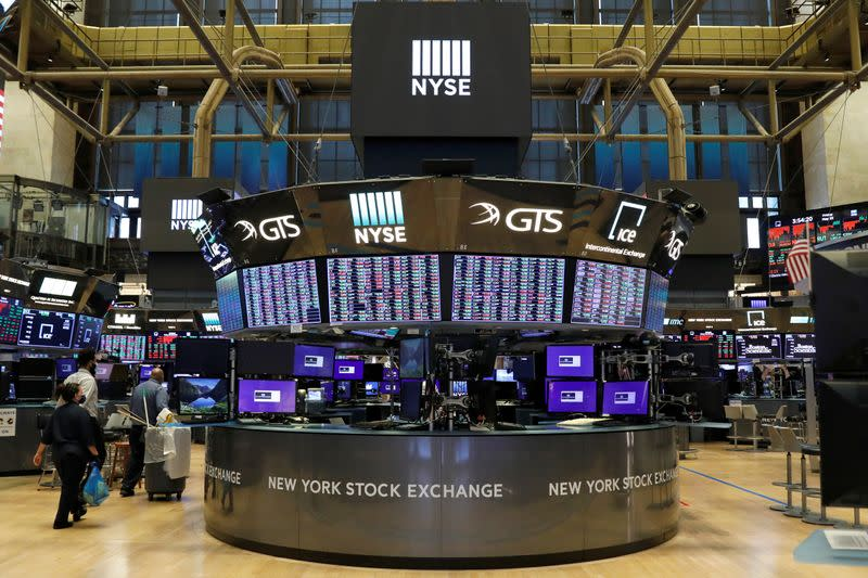 Wall Street closes higher as energy, financials lead broad rally