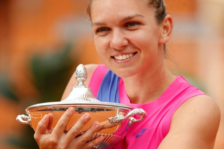 'Finally it's mine:' Halep warms up for Roland Garros with first Rome trophy