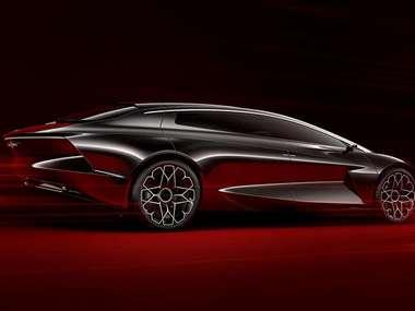 The Aston Martin Lagonda Vision Concept marks the beginning of a new range of state-of-the-art, emission-free luxury vehicles.