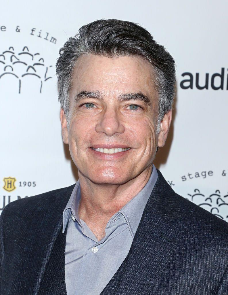 <p>While Peter Callaghan, played by Peter Gallagher (we know it's a mind bender), remains asleep for the majority of the movie, he's most definitely awake throughout his numerous roles in classics like Cafe Society, American Beauty and of course as Seth's (Adam Brody's) dad in The OC </p><p>Another film you might have missed him in other than this unconventional Christmas flick - Step Up Revolution - but we'll leave that spot to you.<br></p>