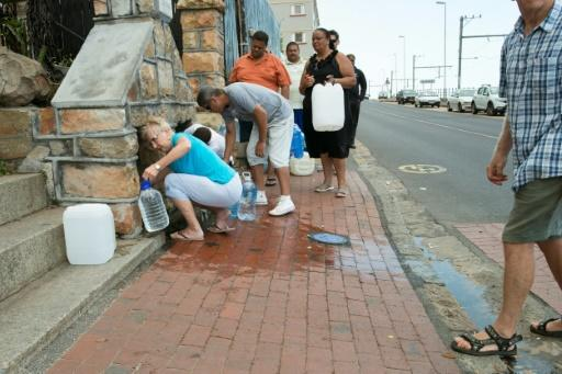 Drought-hit Cape Town earlier this year came within weeks of shutting off all its taps and forcing residents to queue for water rations at public standpipes