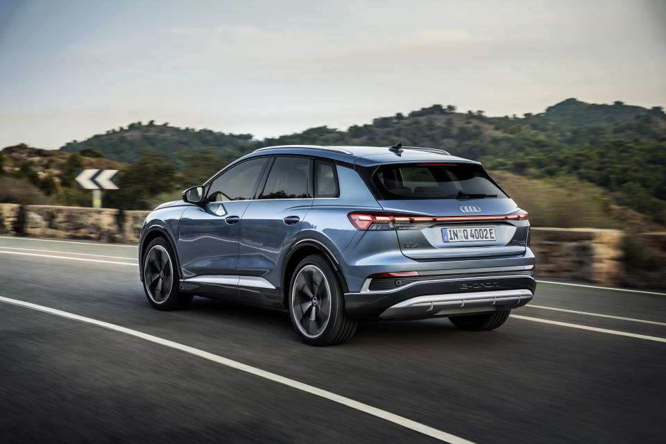 The Audi Q4 e-tron and Q4 Sportback are taking a European holiday this summer