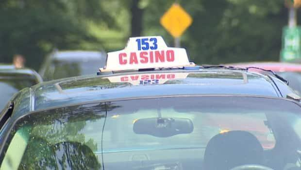 Angie Herman, one of the owners of Casino Taxi, says health officials intend to issue a correction to the notice. (CBC - image credit)