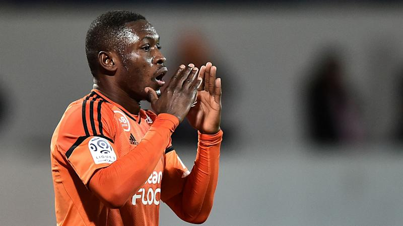 Waris nominated for Lorient player of the month