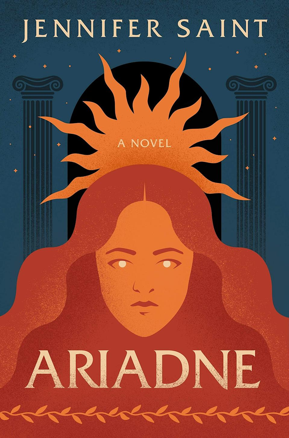<p>If you loved Madeline Miller's <strong>Circe</strong>, then you have to check out <span><strong>Ariadne</strong></span> by Jennifer Saint. This buzzy debut is a Greek-mythology retelling that puts women at the center of the story. When Ariadne helps Theseus kill her brother, The Minotaur, her life is forever changed as she grapples with her decision to defy not only the gods but also her family. </p> <p><em>Out May 4</em></p>