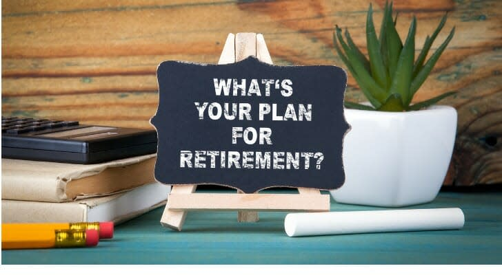 """""""WHAT'S YOUR PLAN FOR RETIREMENT?"""""""