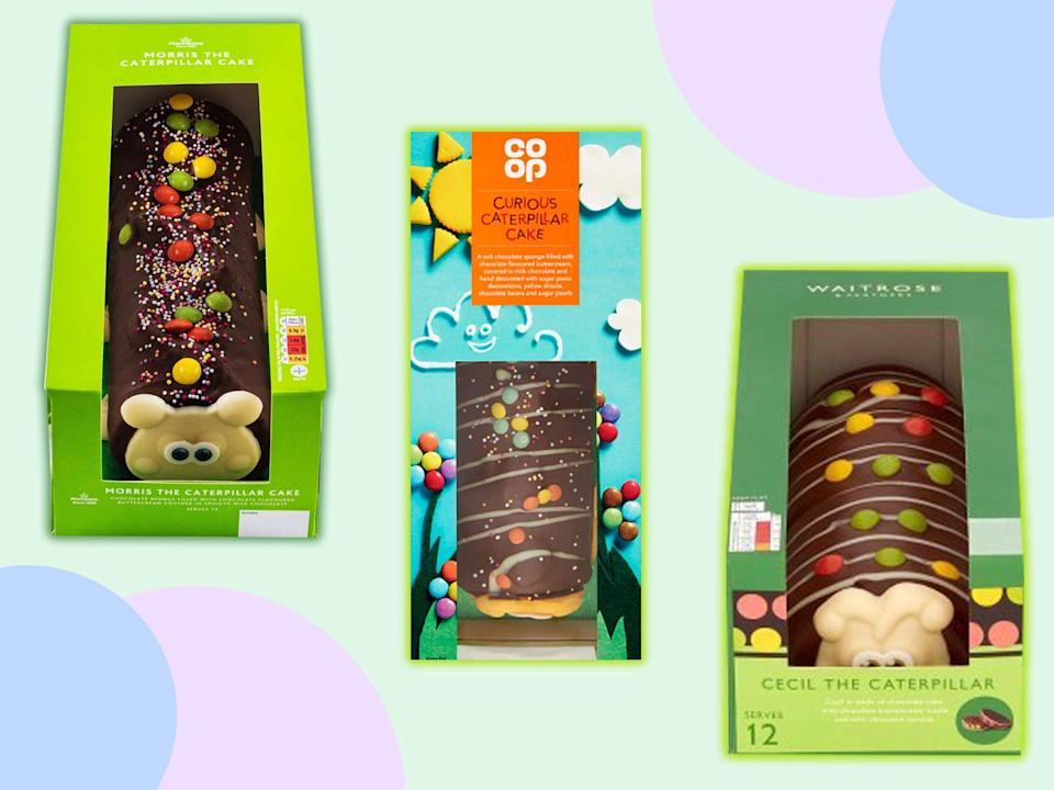 <p>These insect-themed treats have become party staples over the years</p> (The Independent)