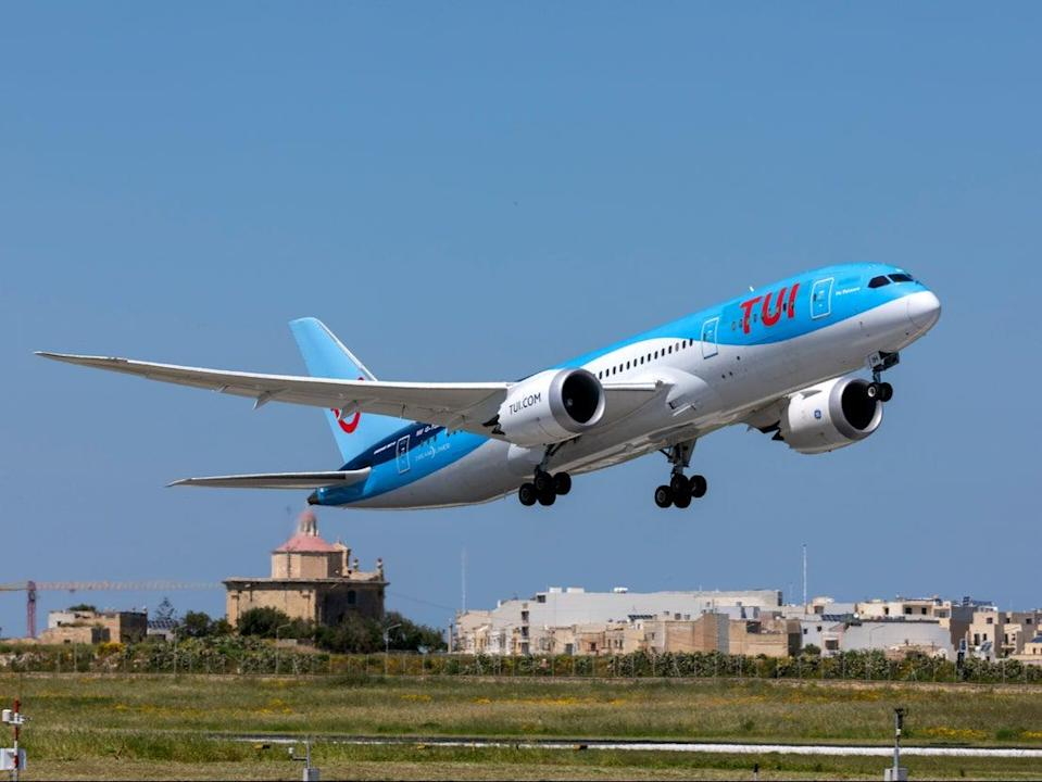 Tui has promised to refund all passengers by 30 September (Getty Images)