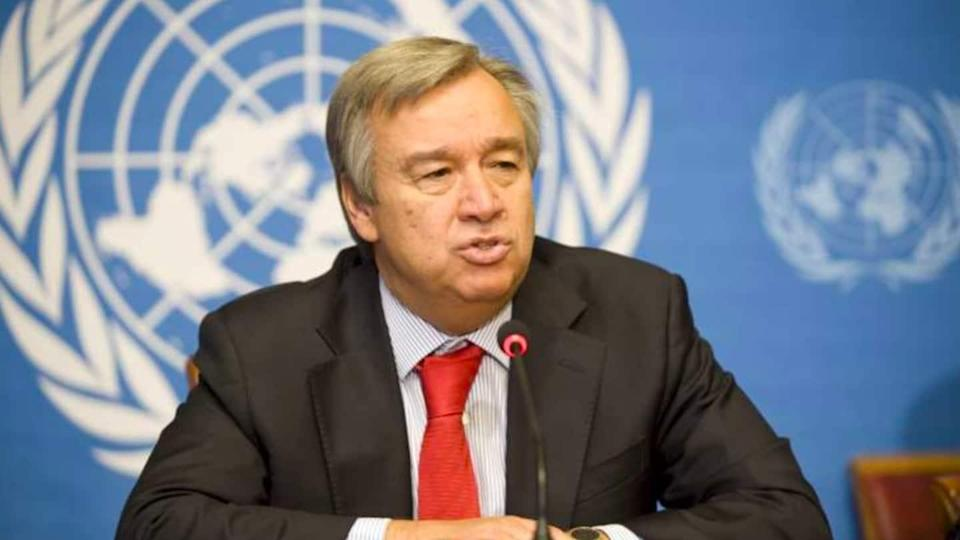 UN chief condemns deadly violence against anti-coup protesters in Myanmar